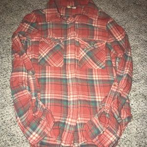 Boutique flannel!